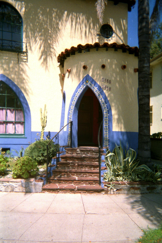 Monterey Colonial Revival