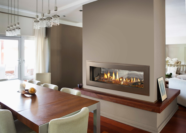 Heatilator Crave Series gas fireplace, available at Ferguson's Fireplace & Stove Center in Traverse City, Michigan.