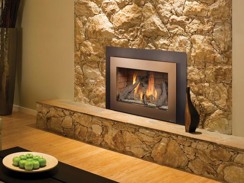 Northern Michigan's Fireplace Xtrordinair 33 DVI gas insert retailer.