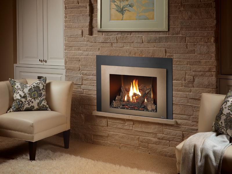 Northern Michigan's Fireplace Xtrordinair 430 GSR gas insert retailer.