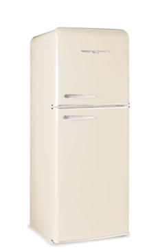 Model 1951 11.5 Cu. Ft. Top Freezer Shown in Bisque