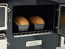 The Oven Open