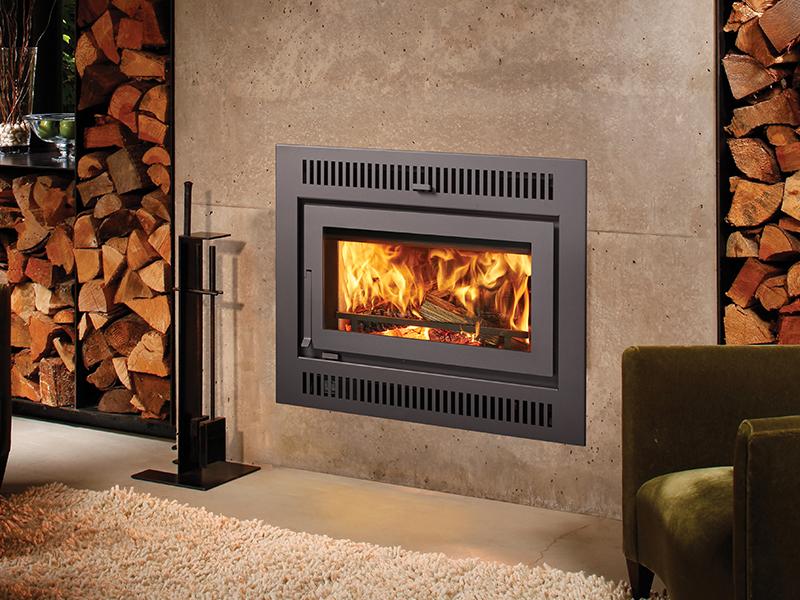 Wood Burning Fireplaces -