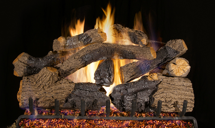 Charred Grizzly Oak - PRODUCT SIZES: 24