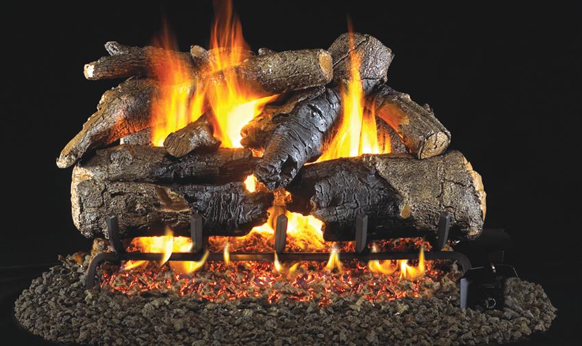 Charred American Oak - PRODUCT SIZES: 18