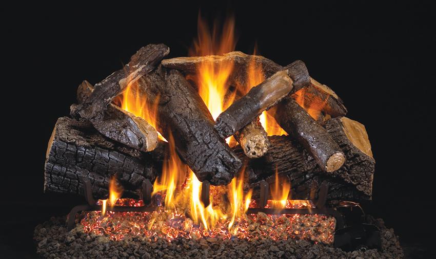Charred Majestic Oak - PRODUCT SIZES: 24