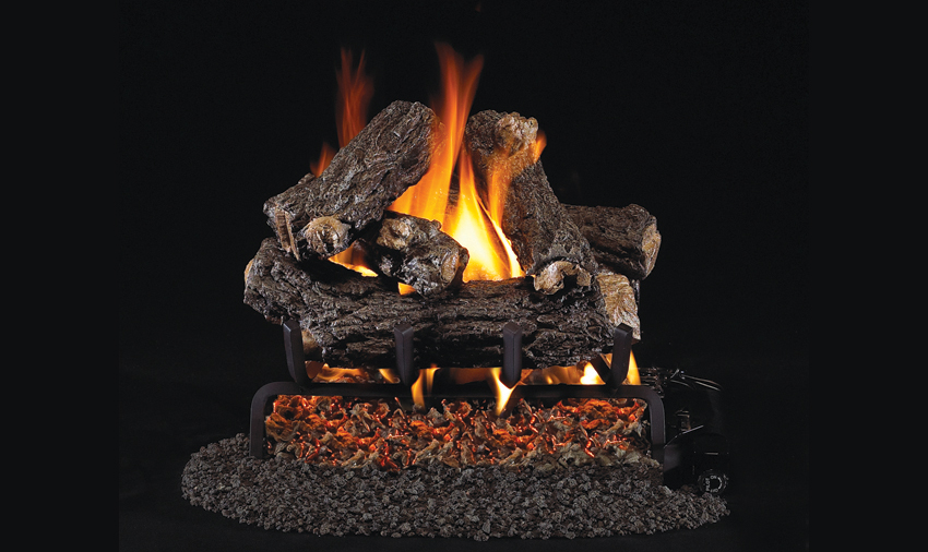 "Rustic Oak Designer Small Set - PRODUCT SIZES: 16""BURNER STYLES: G4, G45FUEL OPTIONS: Propane 