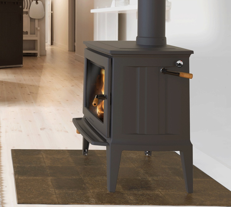 HearthStone fireplace, insert, and stove products available in Northern Michigan.