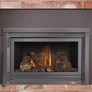Fireplace Xtrordinair | 31 DVI Gas Fireplace Insert - One Only | Original Price: $2,136 | Clearance Price: $1,659