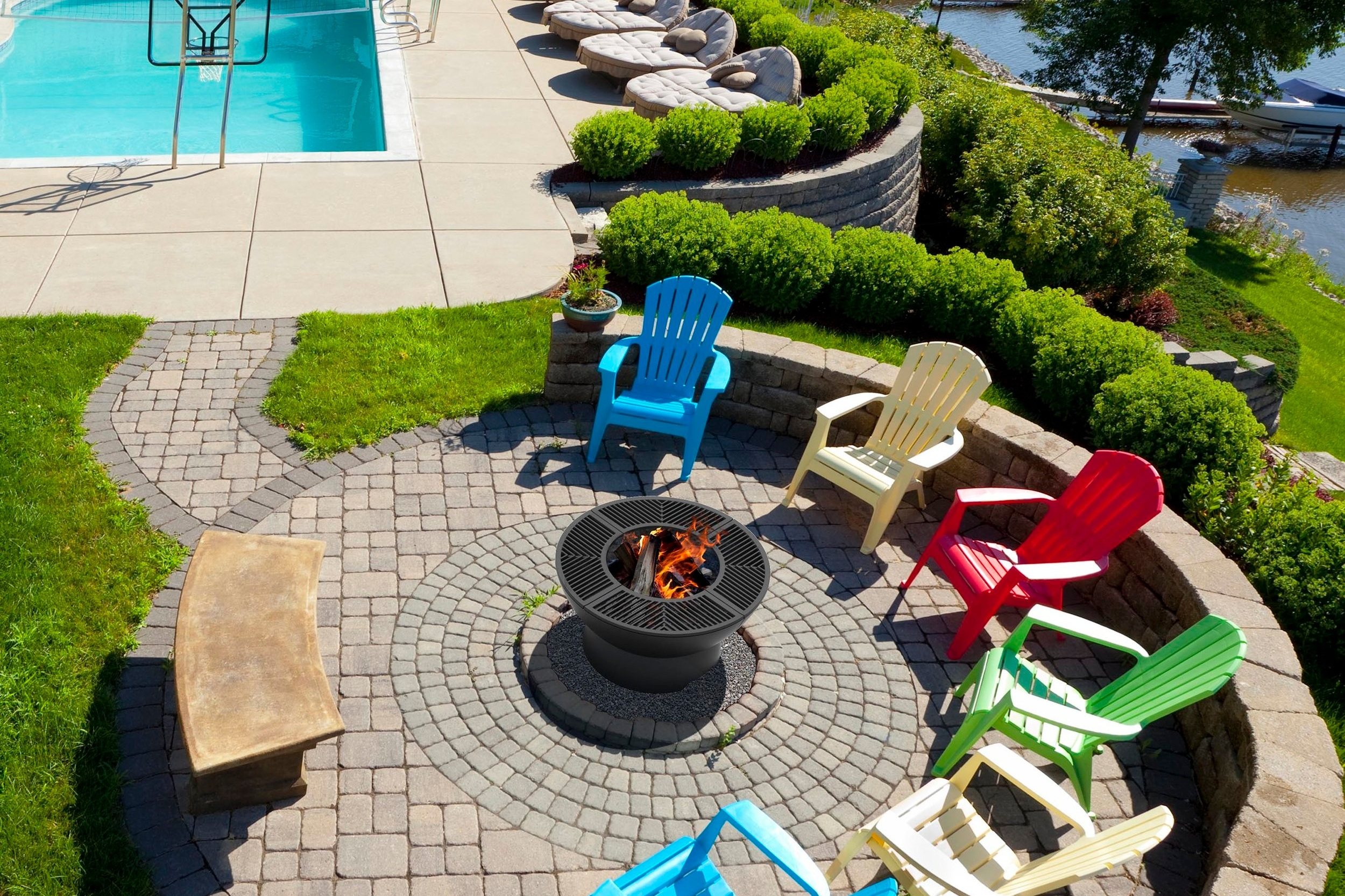 Hearthstone | Cast Iron Fire Pits -