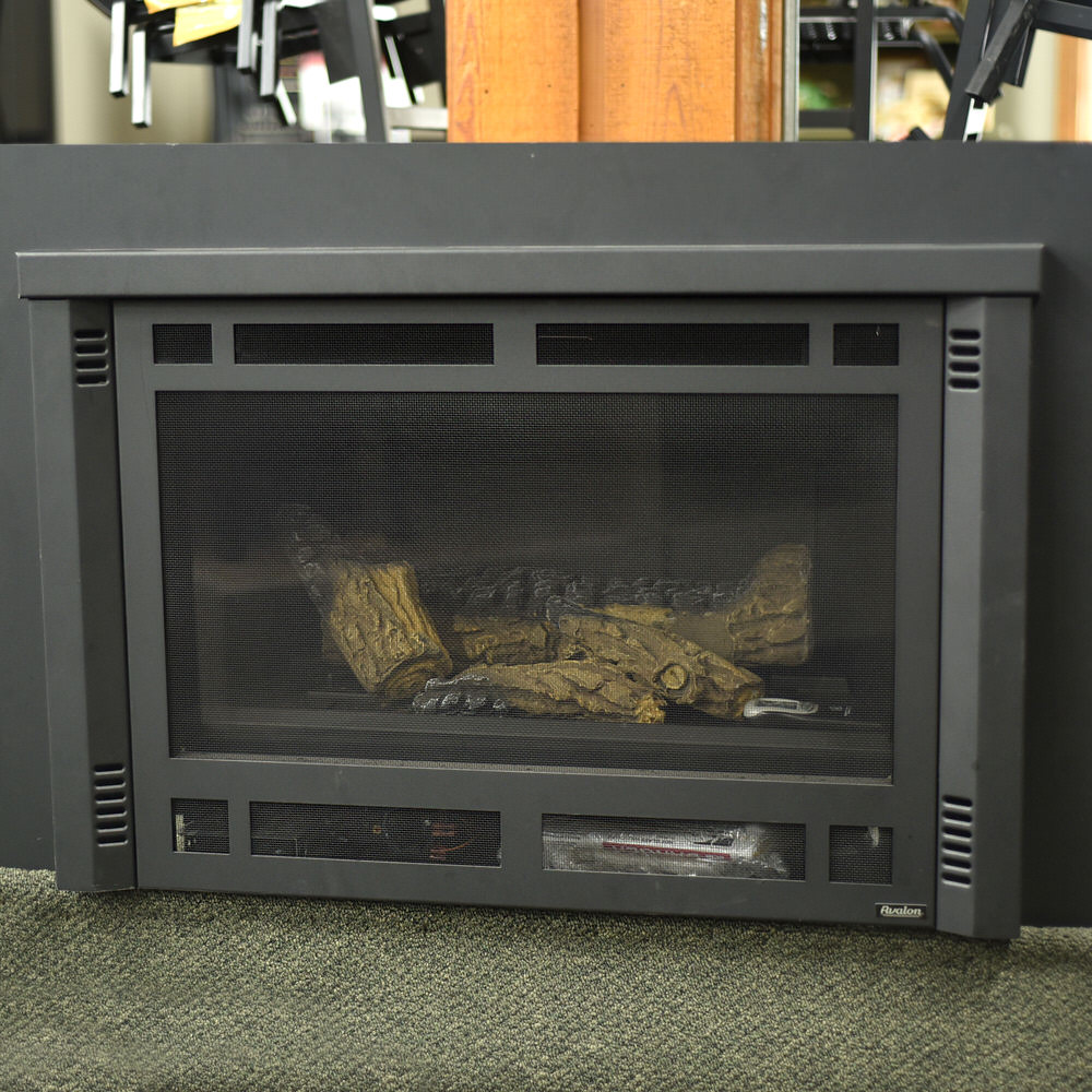 Lopi |Radiant Plus Small Gas Insert - One Only | Original Price: $2499.95 | Clearance Price: $1762.95