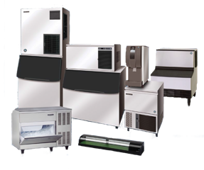 Brand New Ice Machines! - We stock and supply a complete range of Hoshizaki products including, Ice Machines, Commercial Refrigerators, Commercial Freezers and Sushi Cabinets at the best prices!