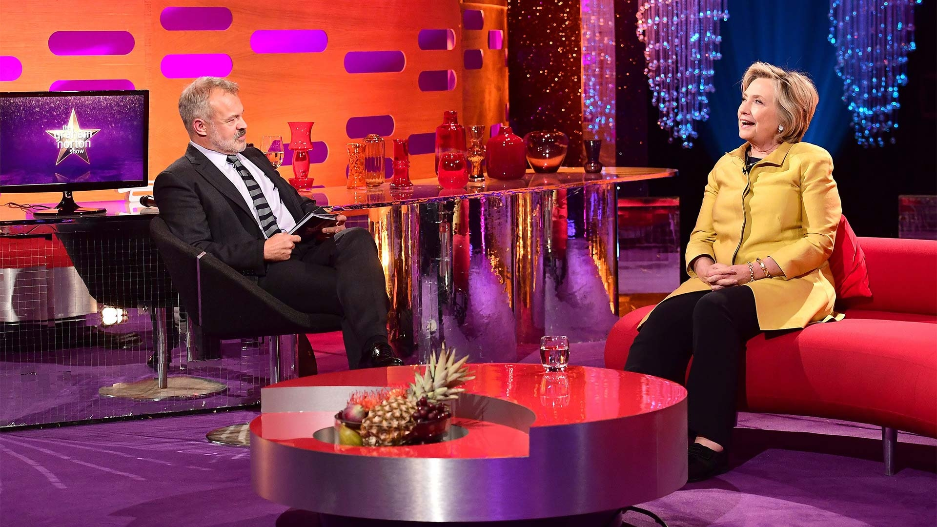 The Graham Norton Show  (Series 1-24)   BBC One / So Television   The BAFTA award winning series features the biggest stars from the worlds of film, theatre and music. The Graham Norton Show regularly reaches a weekly UK audience of over 4 million viewers on BBC One as well as millions of international viewers watching in several territories across the world. The multi-award winning show is about to start it's 24th series in the Autumn of 2018.