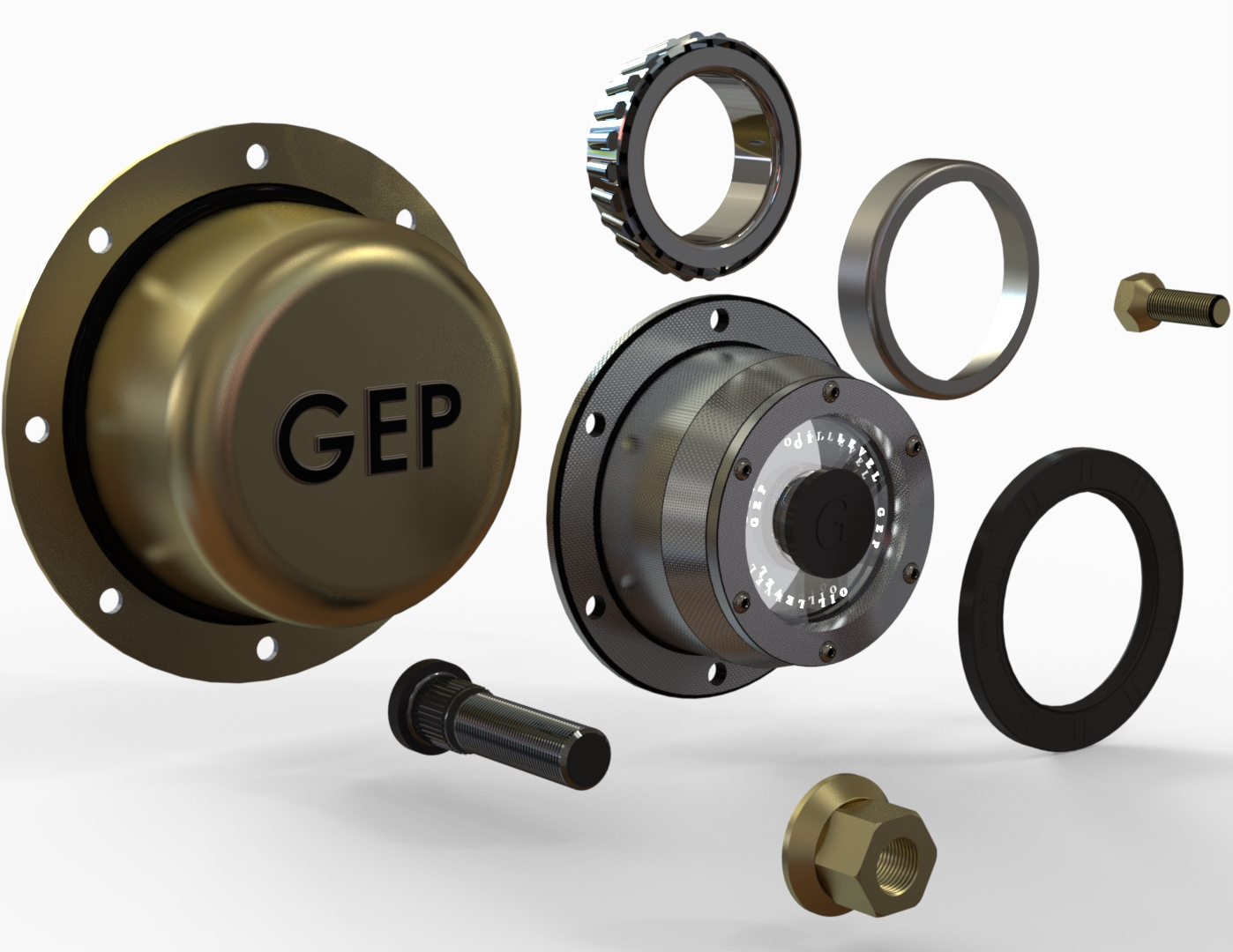 COMPONENTS - HERE YOU WILL FIND EVERYTHING FROM DUST CAPS, SPINDLE NUTS, BEARINGS AND CUPS, GREASE SEALS, LUG BOLTS, STUDS, LUG NUTS, COTTER PINS AND SO ON....ITS ALL HERE!