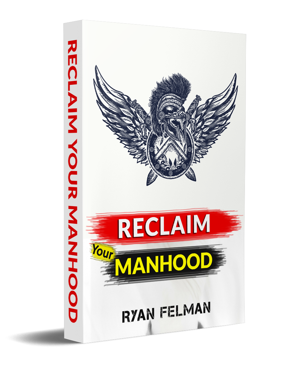 This is the modern man's handbook to leveling up your life!   Learn how to be more confident  Discover what is holding you back  Unlock the secret to developing better habits