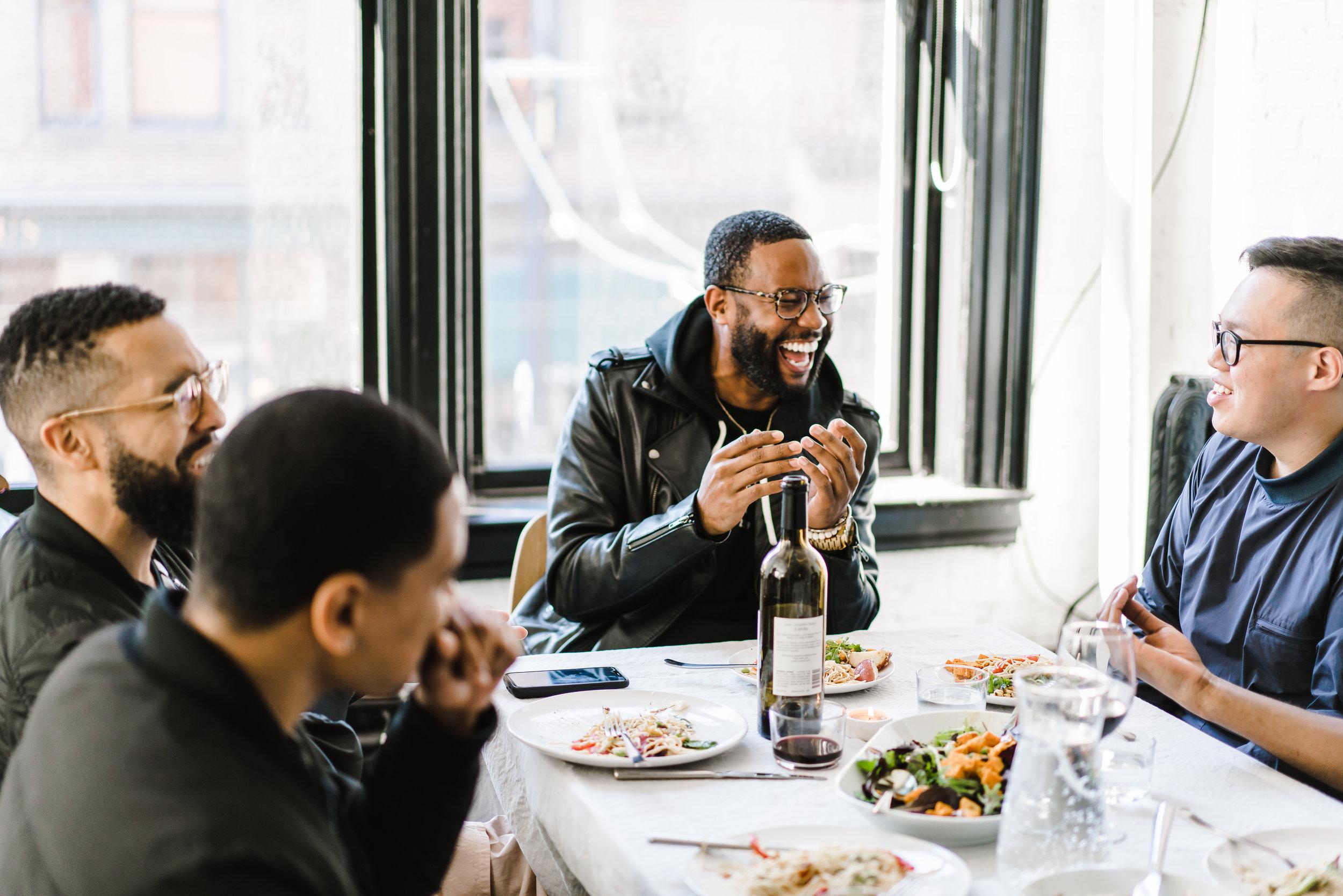 black men coworking space winston salem