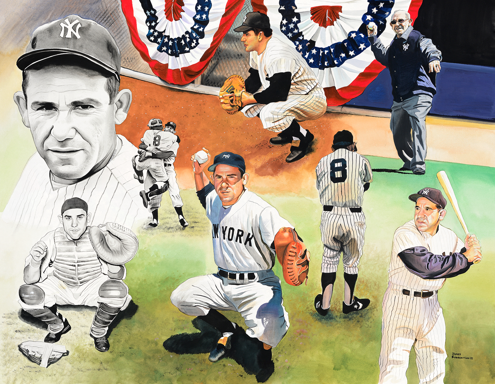 Tribute to the Life of Yogi Berra