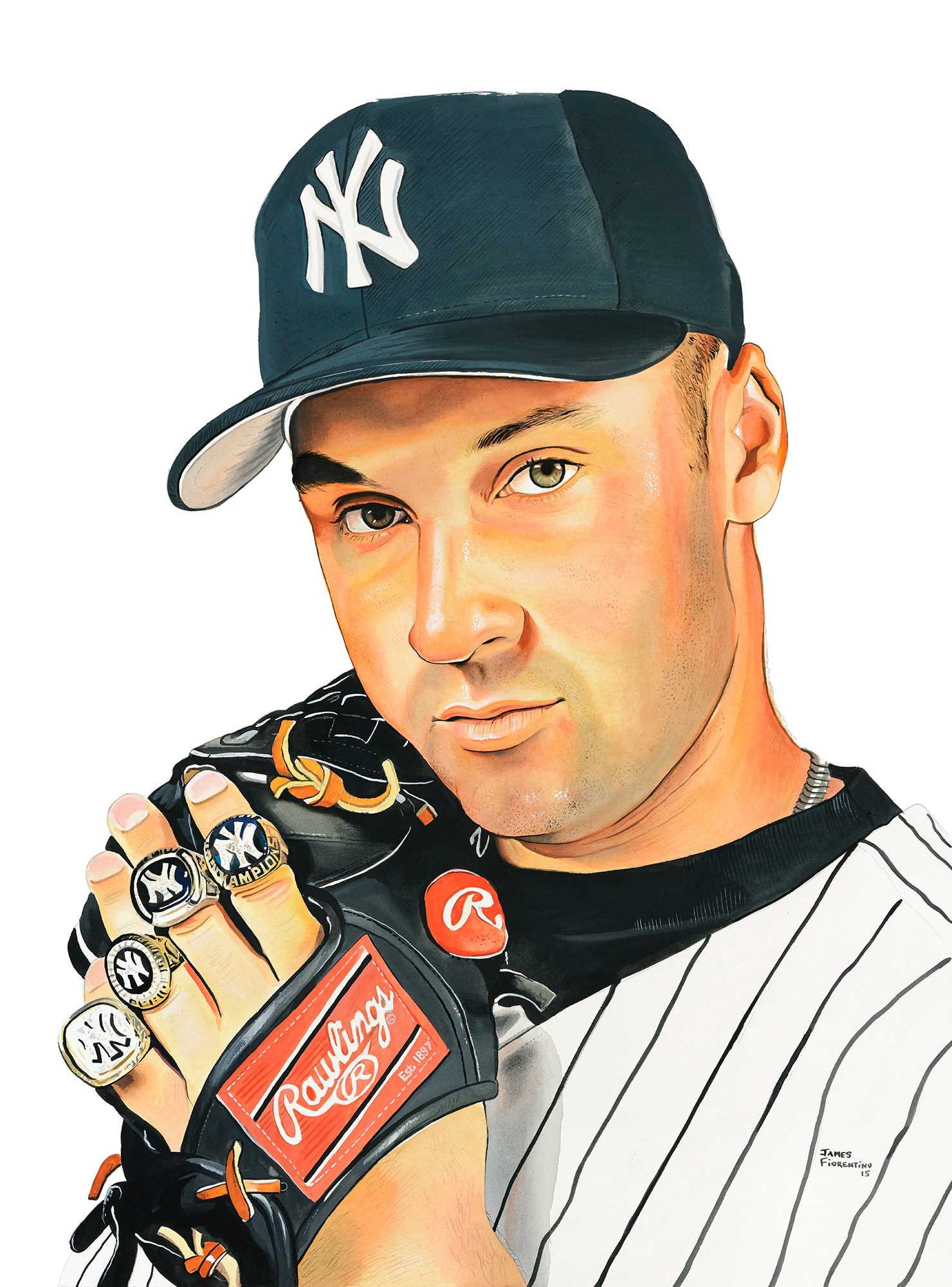Derek Jeter: Yankees Legends Collection