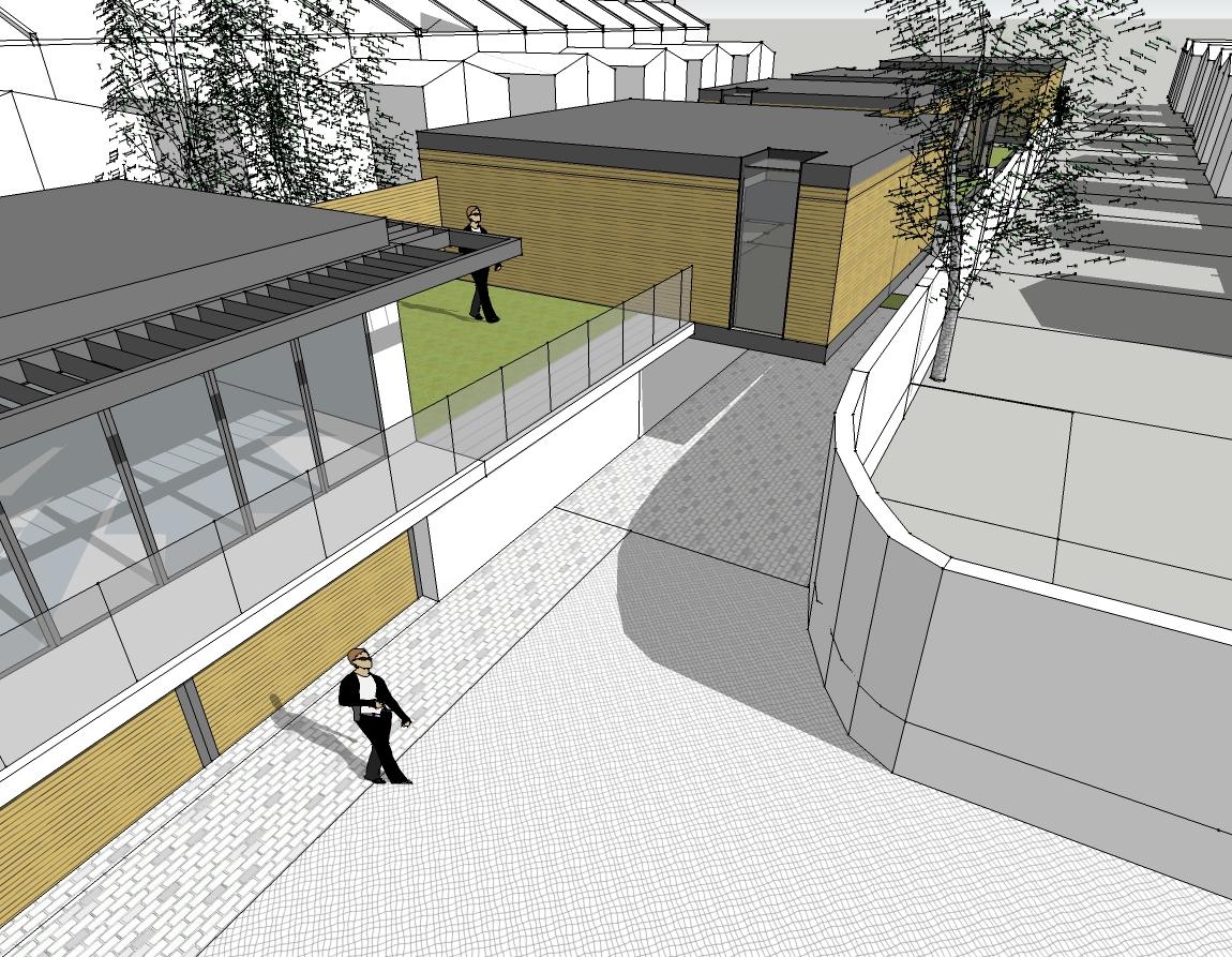 Builders Yard, Peckham