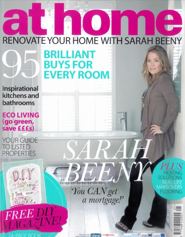 At Home Magazine, 2011