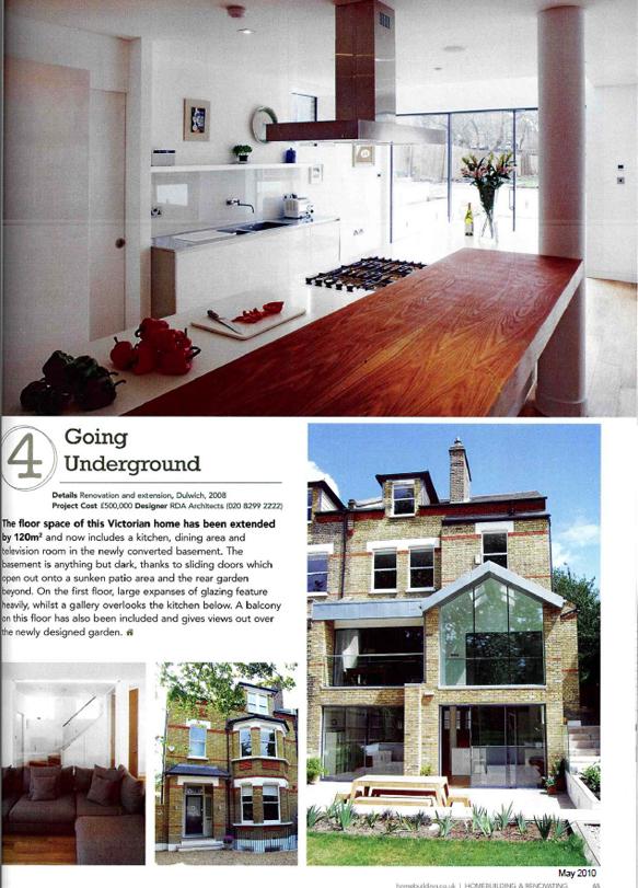 Homebuilding & Renovating, 2010