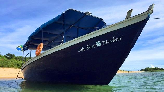 Lake Shore Lodge Tz - Lake Tanganyika - Adventure Safaris - Wanderer from the front.jpg