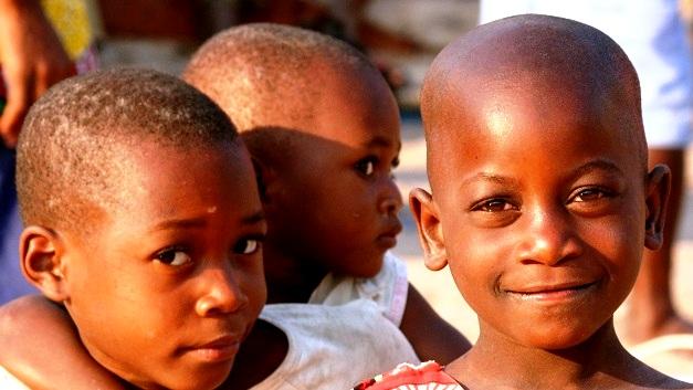 Lake Shore Lodge Tz - Lake Tanganyika - Giving back - girls at Mvuna.jpg