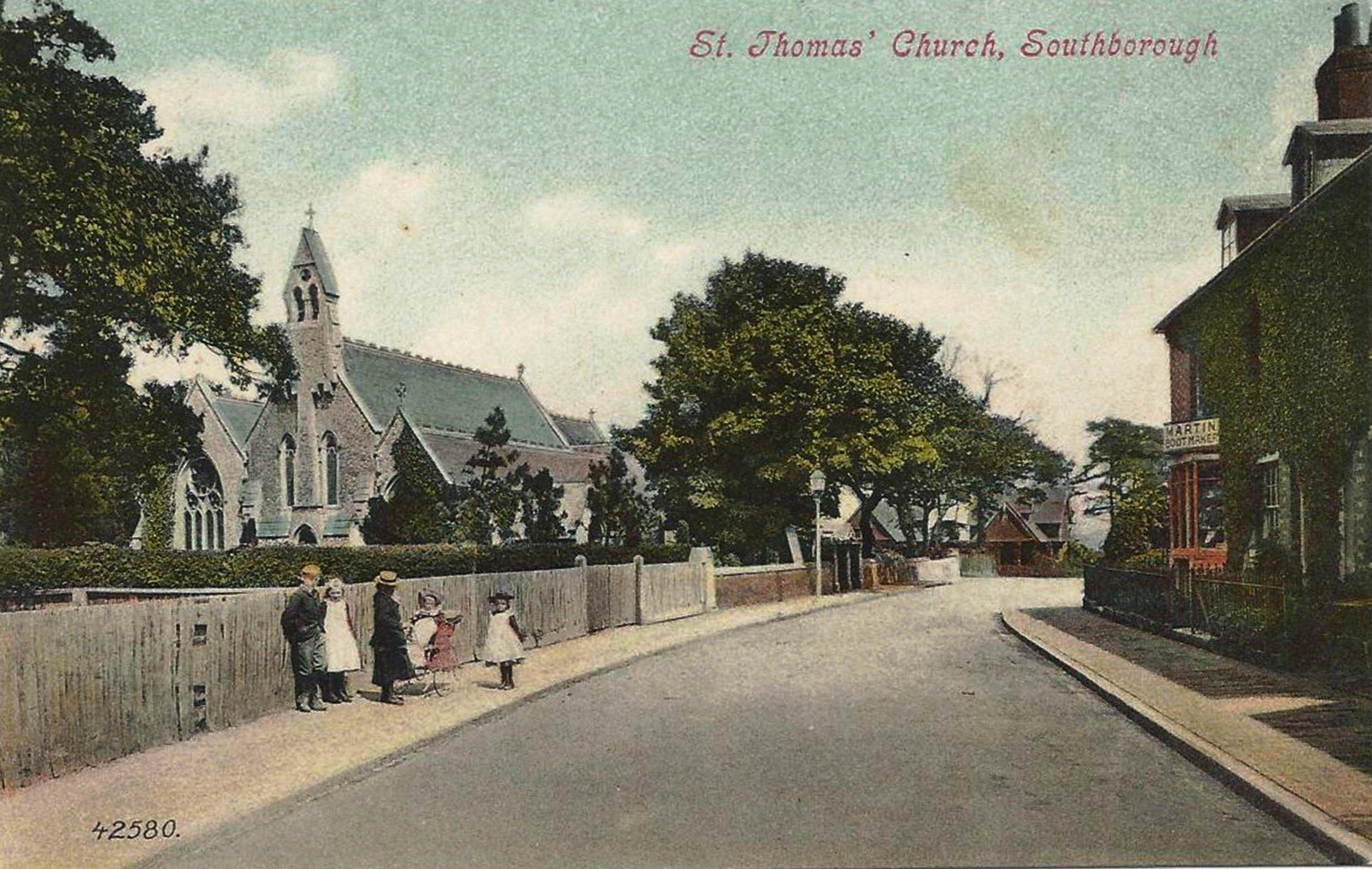 St Thomas's Church (No. 30)