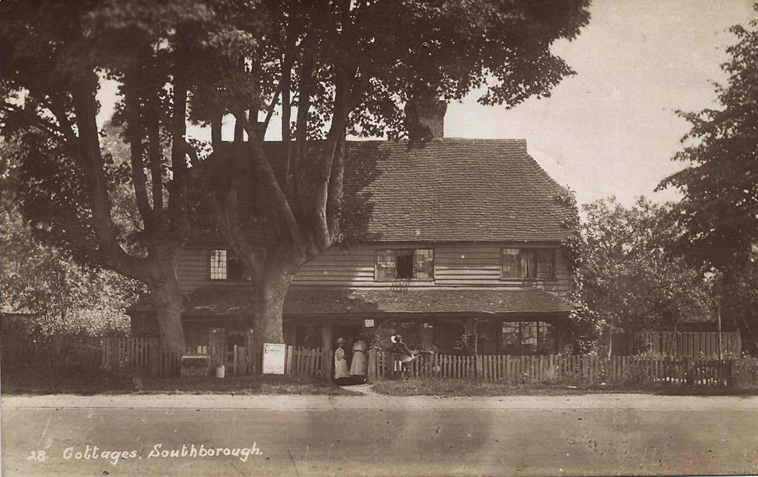 Stuart Cottage (No. 21)