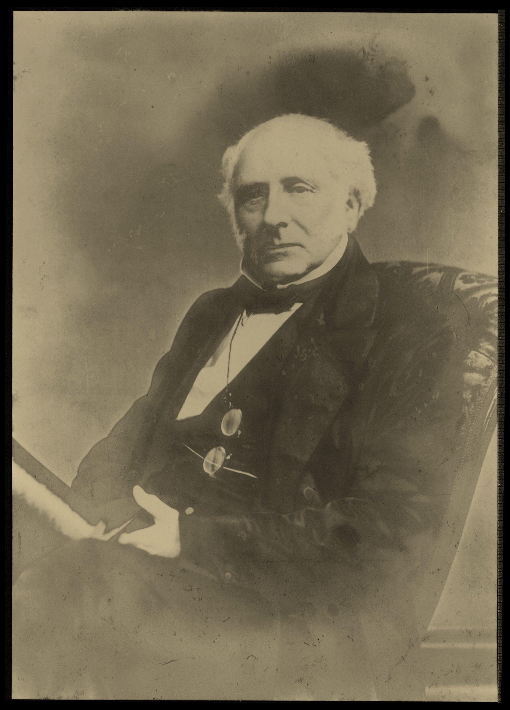 Sir David Salomons, (22 November 1797 – 18 July 1873).