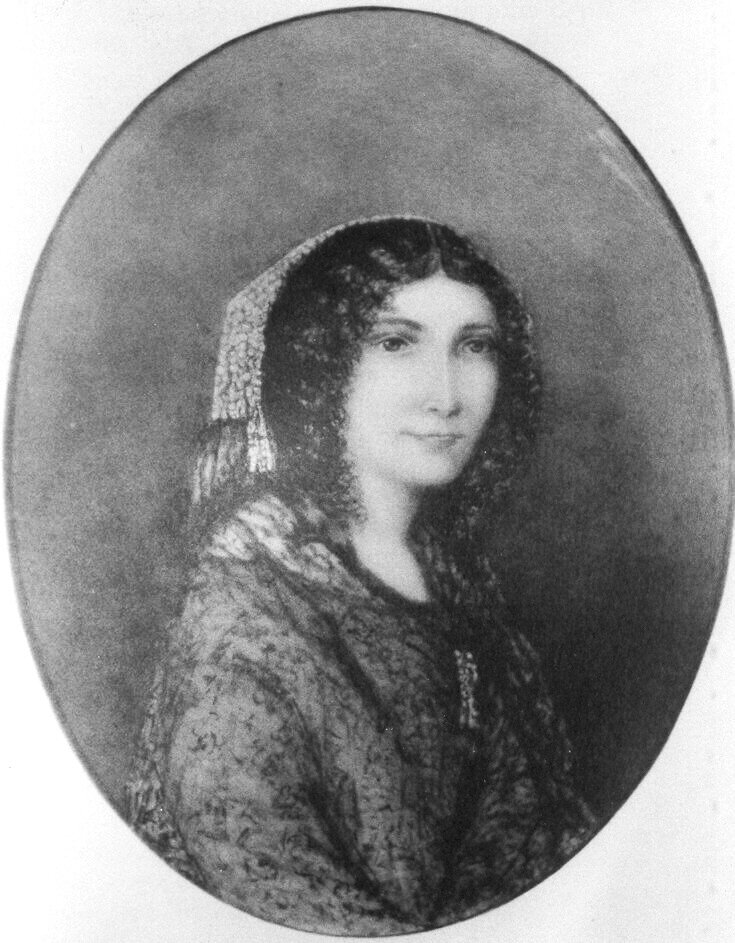 Sir David's wife, Jeannette. Photo credit: Salomons Museum.
