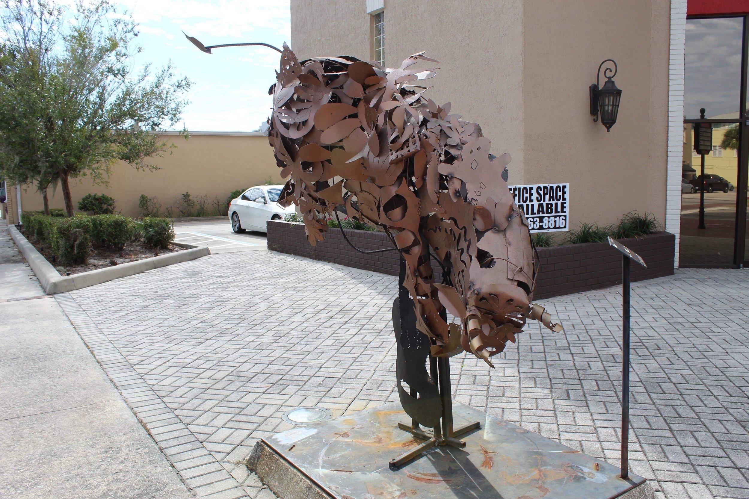 Flowery Bull of Kissimmee