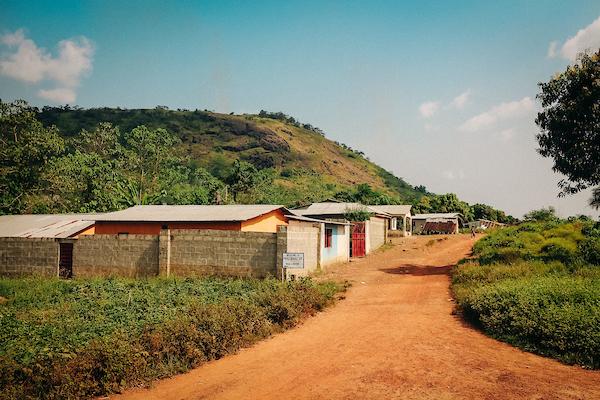 Landscape Sierra Leone