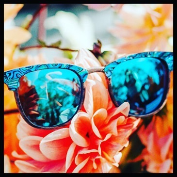 Beautiful Designs - Shop their full collection of handcrafted wooden sunglasses. All our their wooden sunglasses have high-definition polarized lenses for maximum clarity and protection. Each pair is guaranteed to be unique with distinct wooden striations.Beachcomber - Abalone Shell