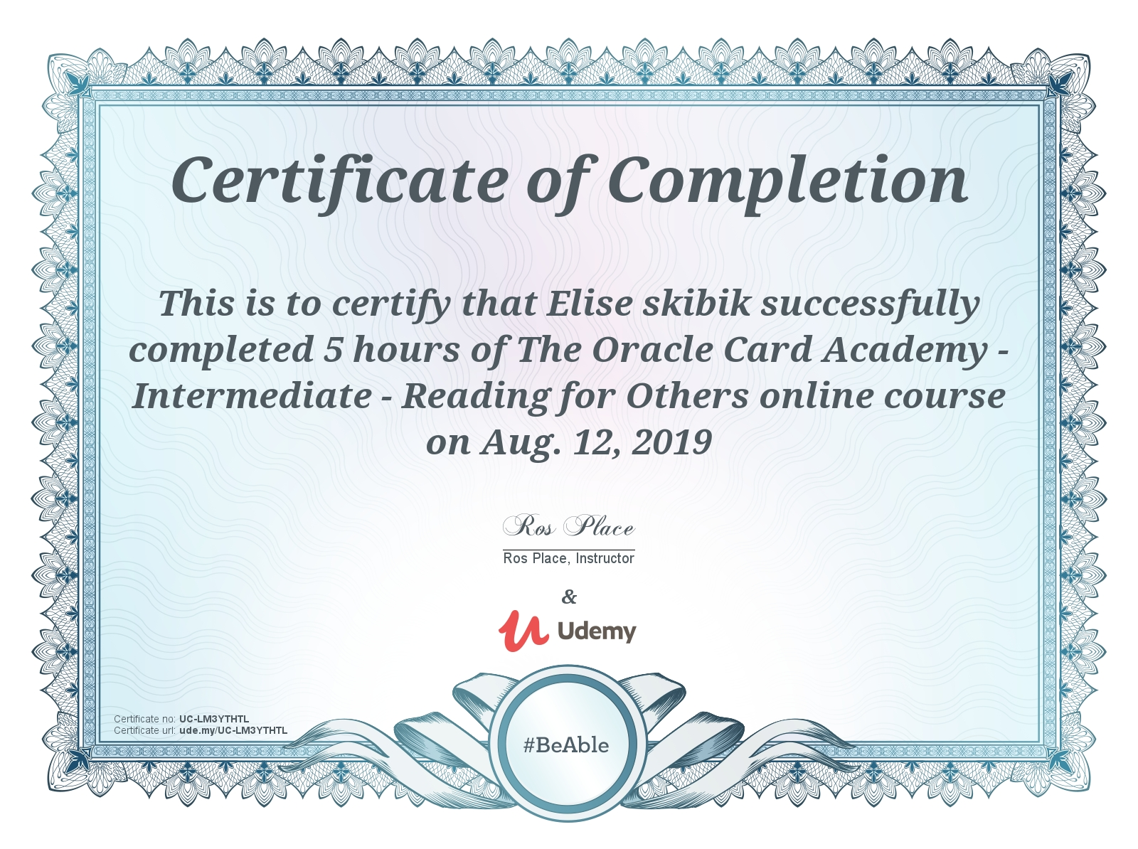 Get Certified - Udemy Offers amazing courses and Instructors