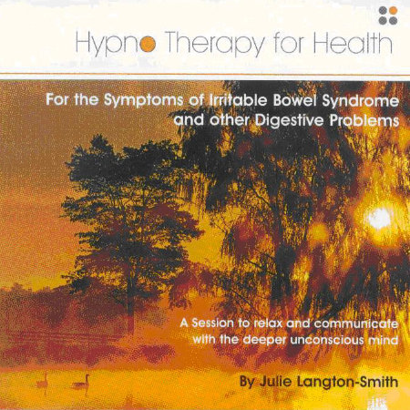 Hypnotherapy - For symptoms of irritable bowel syndrome.