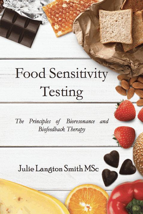 Book cover - Food Sensitivity Testing