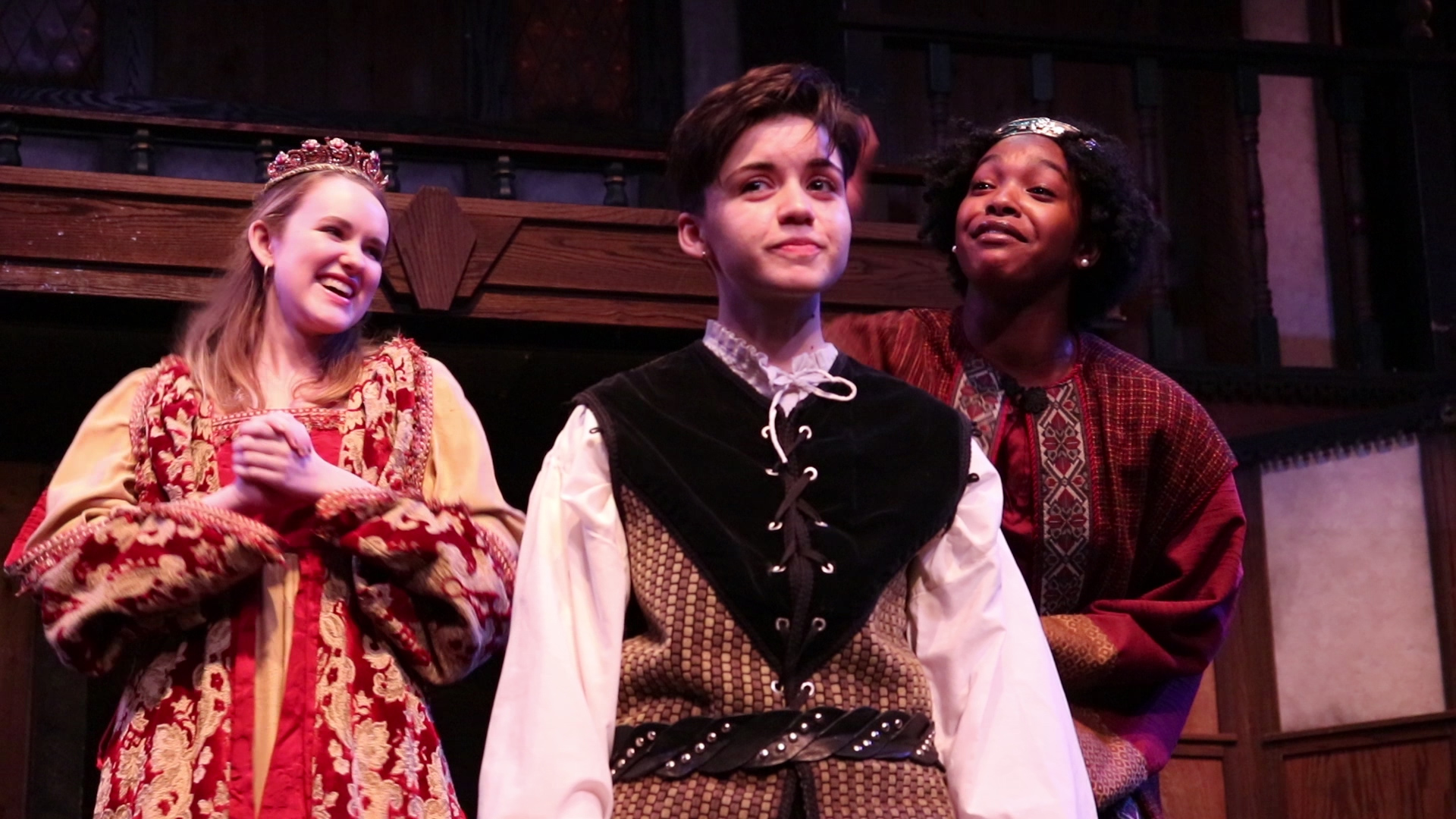 shakespeare intensive for teens -