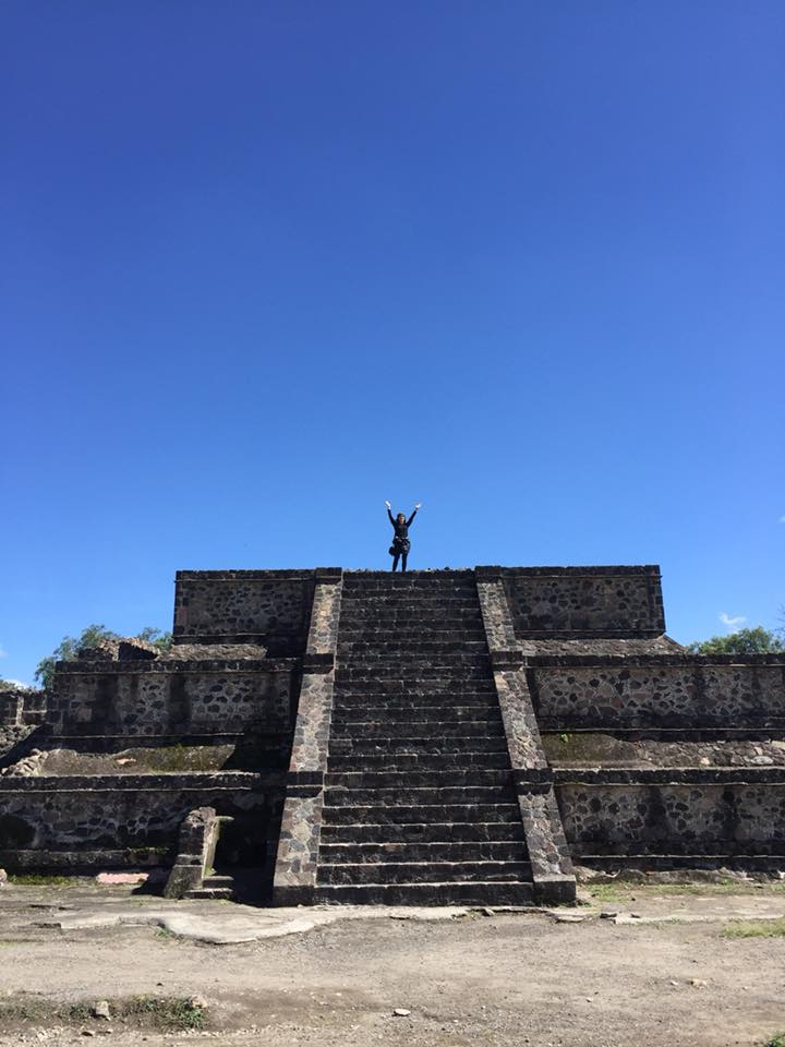 Climbing pyramids and following my heart on my solo trip to Mexico City in November 2018.