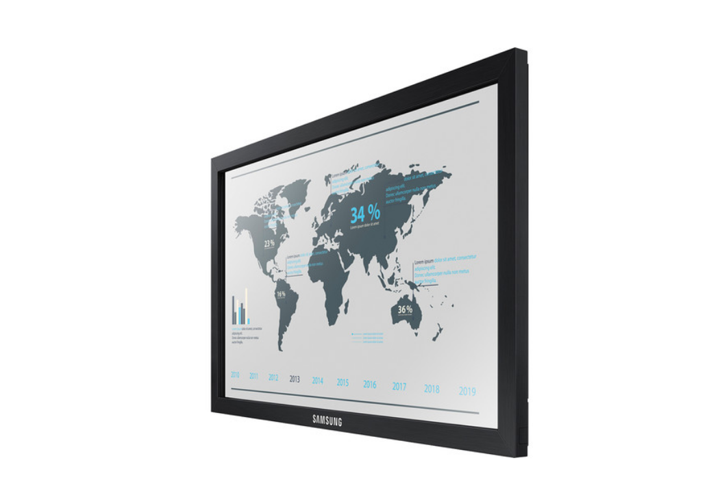 32″ Samsung Infrared Touch Overlay
