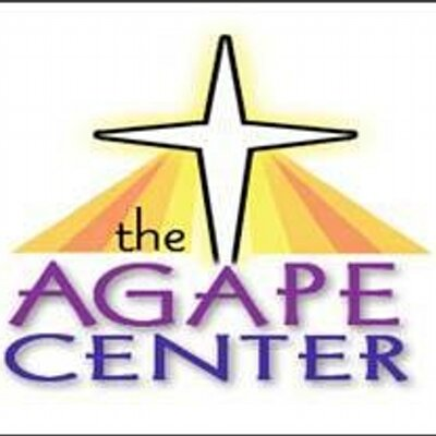 AGAPE CENTER   The Agape Center is God-directed outreach ministry with the goal of attending to the felt needs of man while addressing man's spiritual need in a manner that gives God the glory!