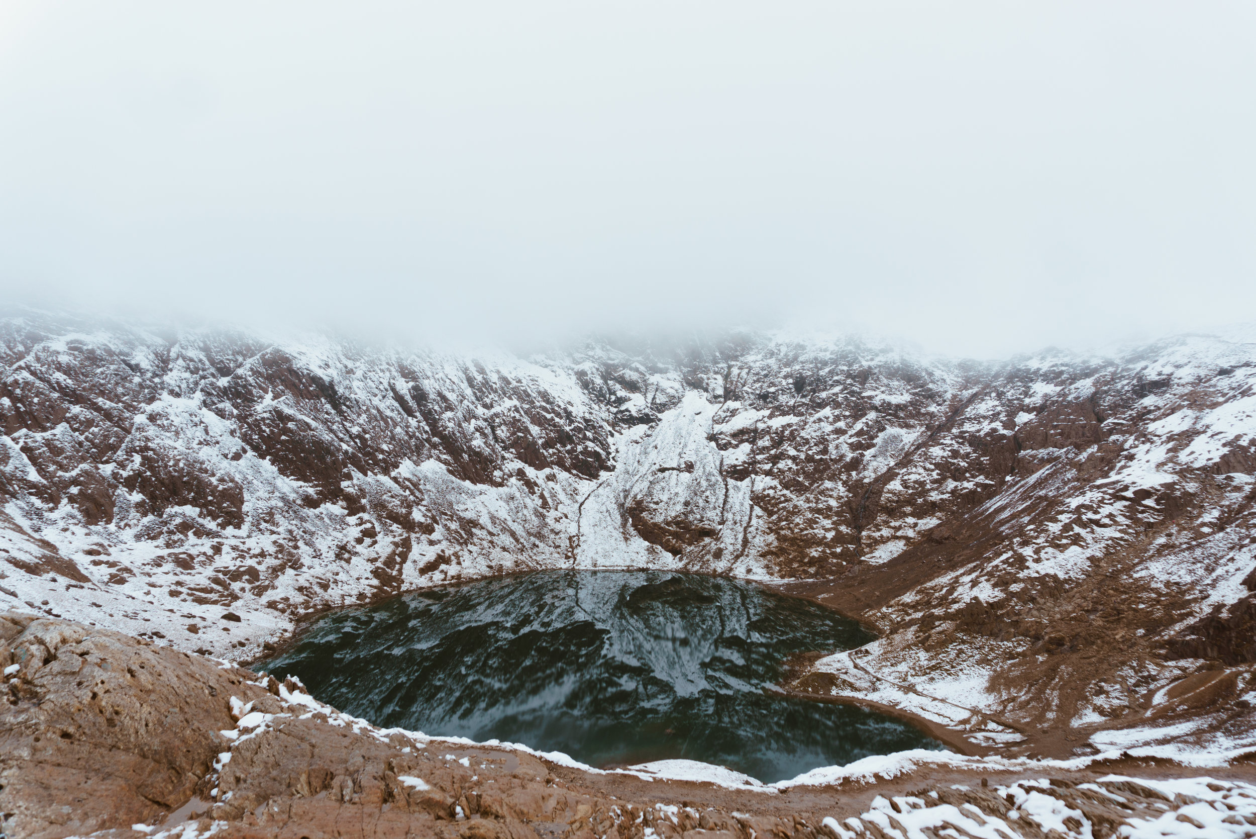 Snowdonia – April 2018