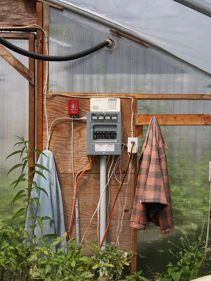 Greenhouse power