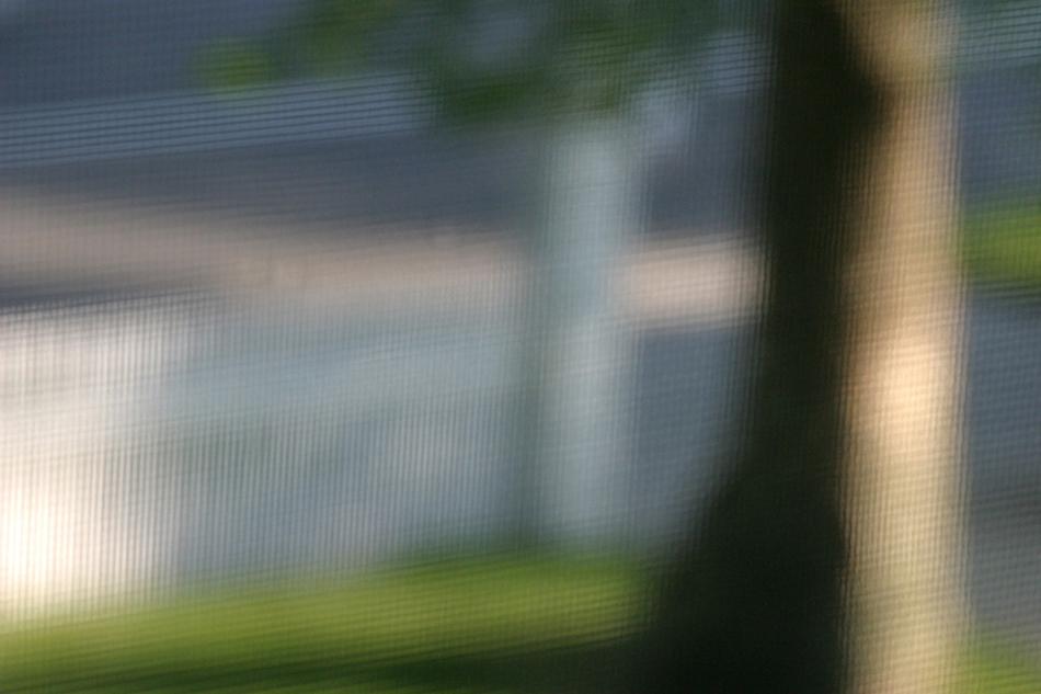 Picket Fence, 2005 – 22 x 33