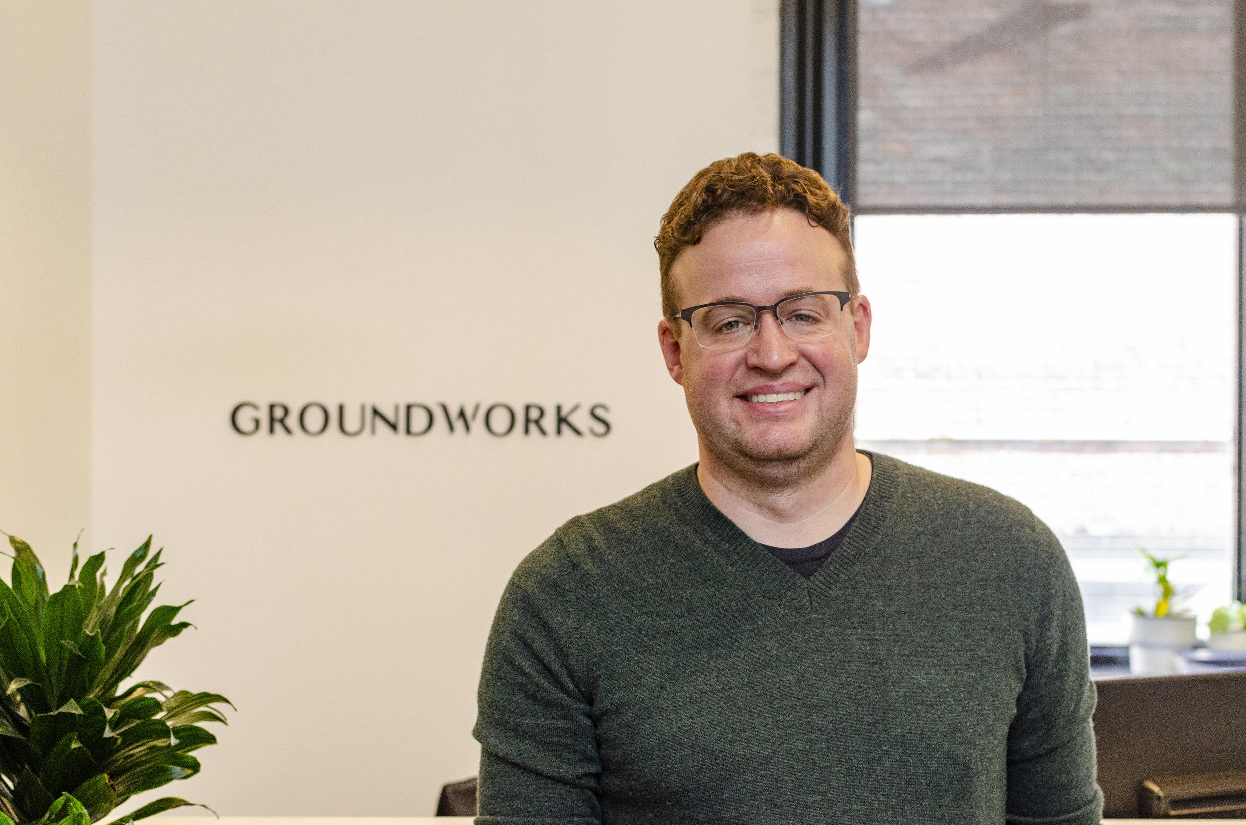 Jesse Sweet, Groundworks Industries' New Director of Licensing and Compliance