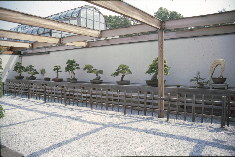 North American Pavilion interior