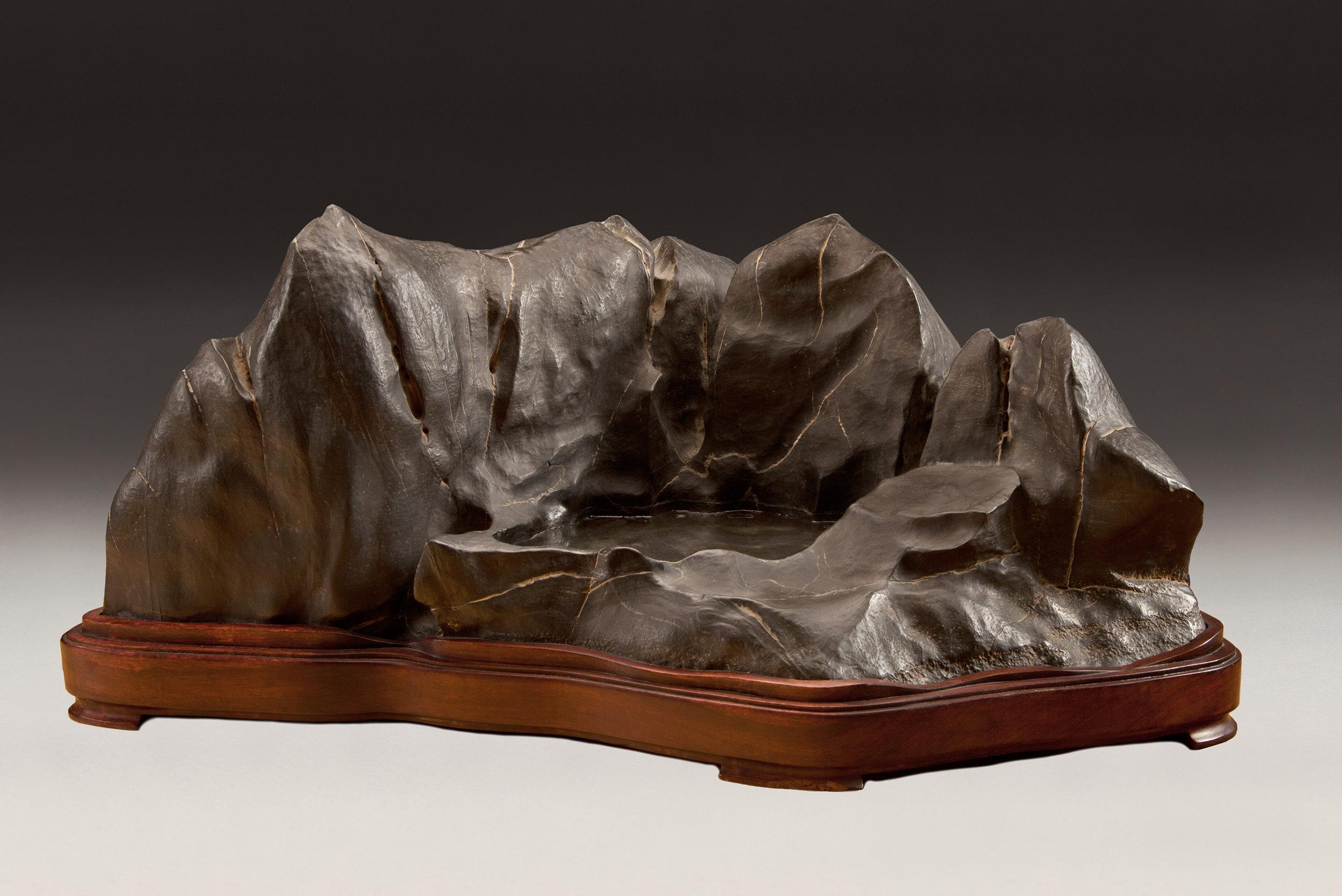 Mountain Lake Stone - Qixia Stone