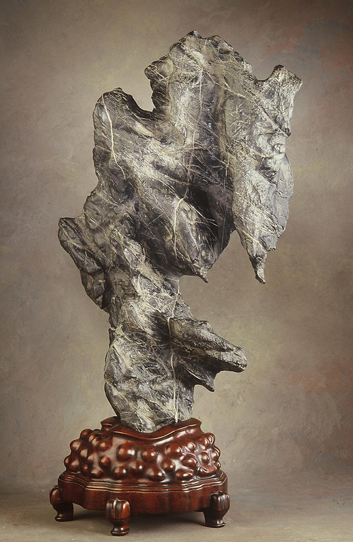 Chinese Scholars' Rock- Lingbi Stone