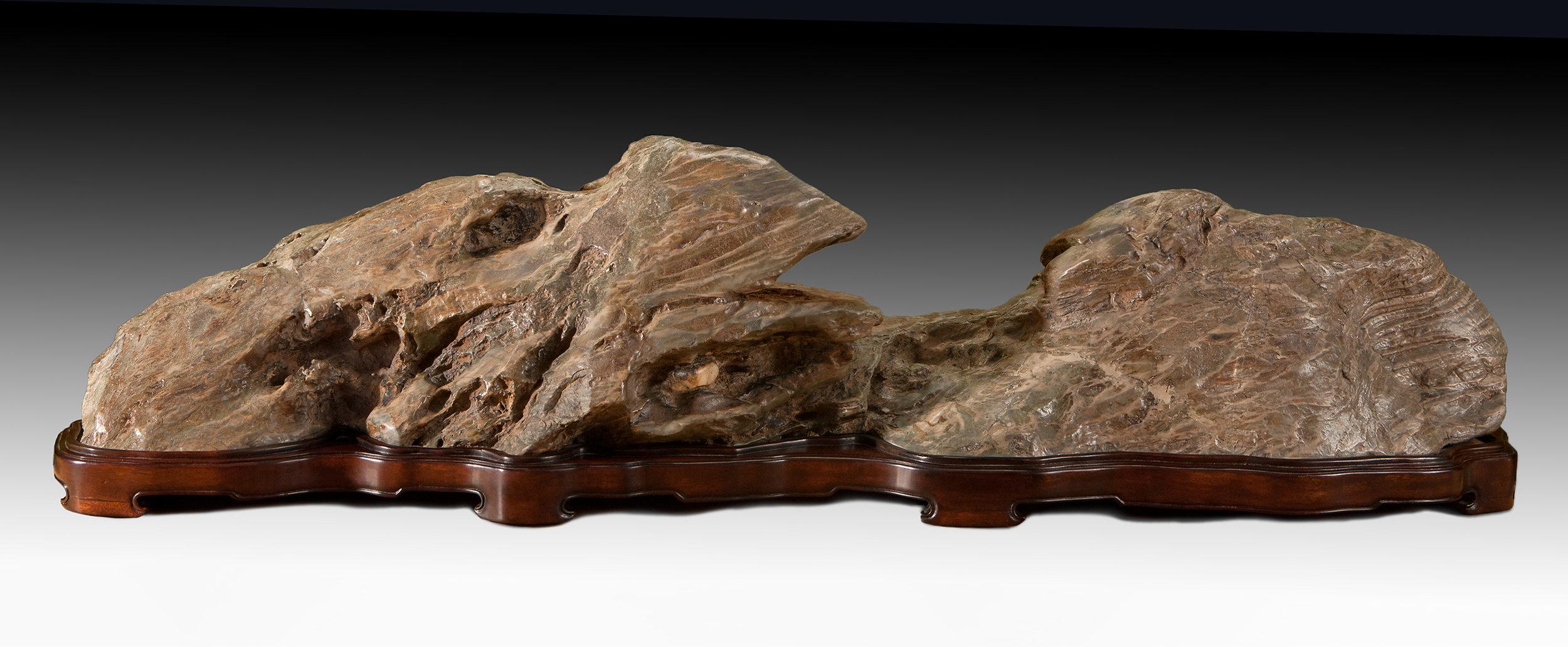 Chinese Scholar's Rock, Jiulongbi Stone