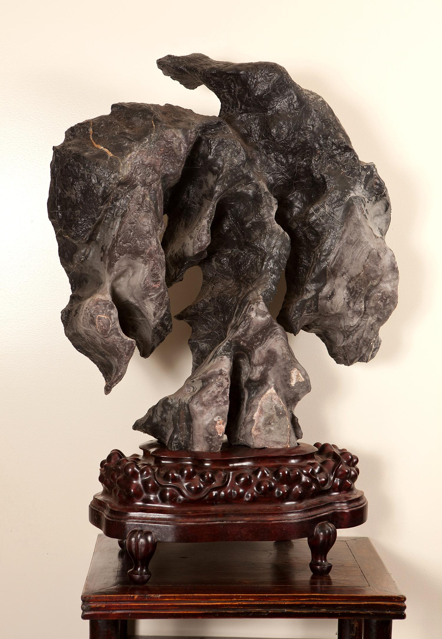 Chinese Scholar's Rock - Lingbi Stone
